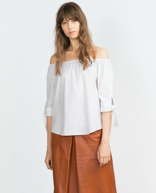 6242bd1b84beb Off The Shoulder Top
