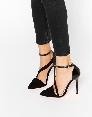 cef9df698450 While these options are how I like to wear my pointed black pumps