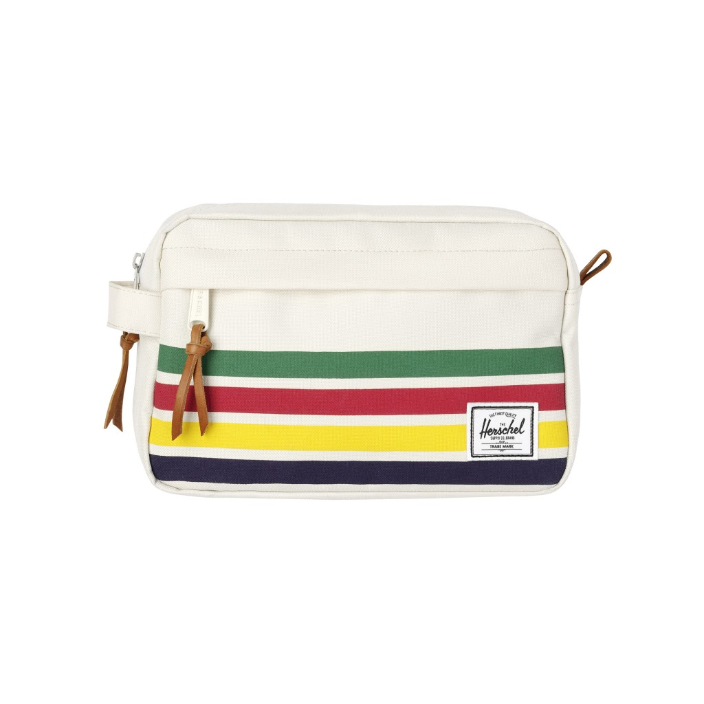 HBC COLLECTION x HERSCHEL Chapter Dopp Kit, $50