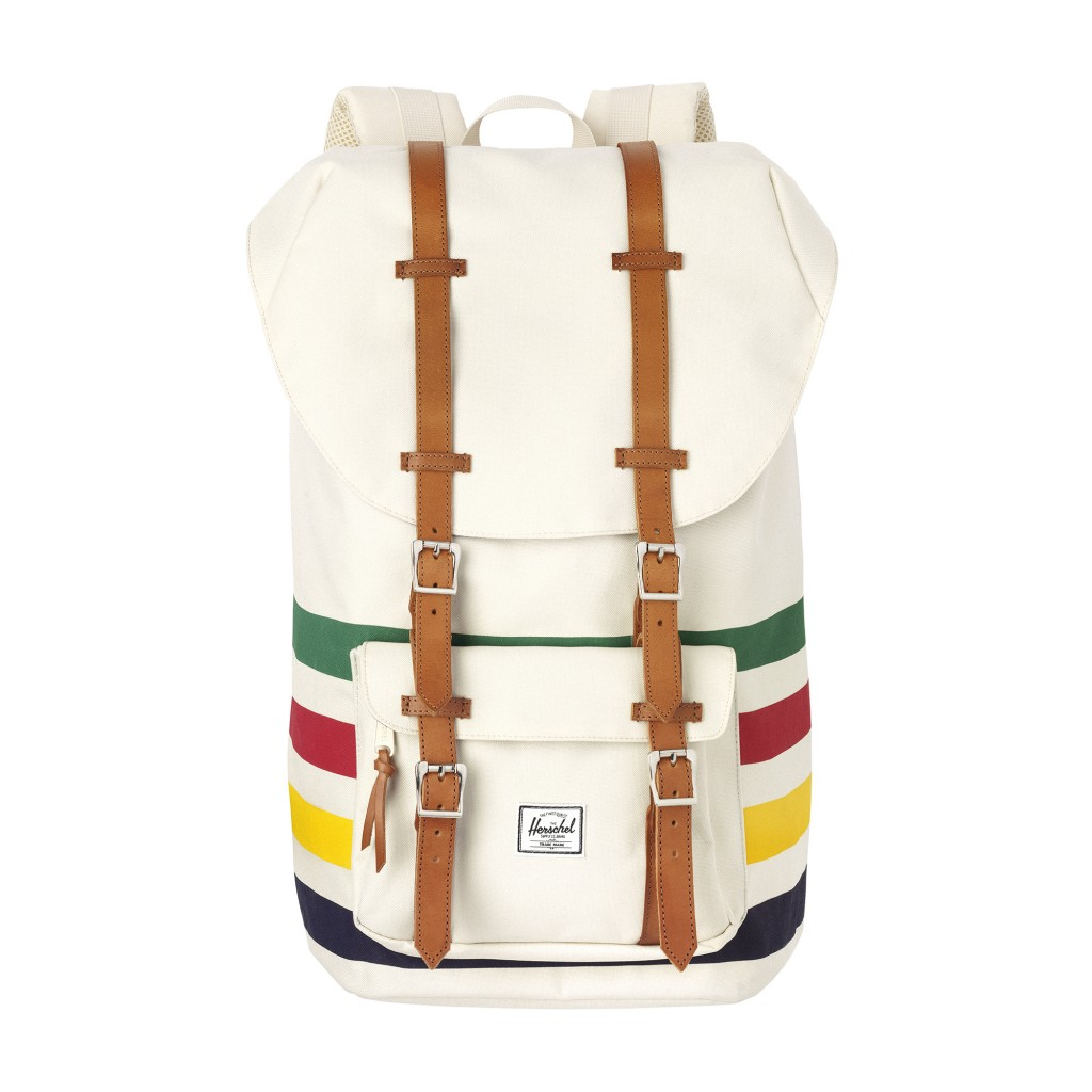 HBC COLLECTION x HERSCHEL Little America Backpack, $135