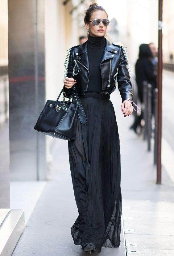 2.Leather Jacket