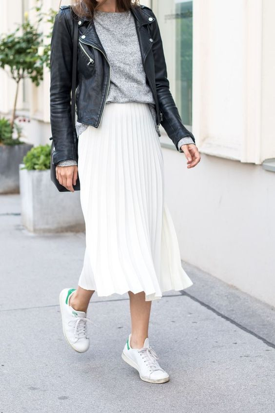 6.The Cool Girl Uniform