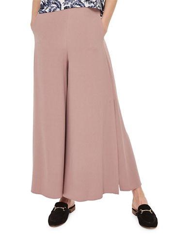 1. TOPSHOP Mia Split Palazzo Trousers