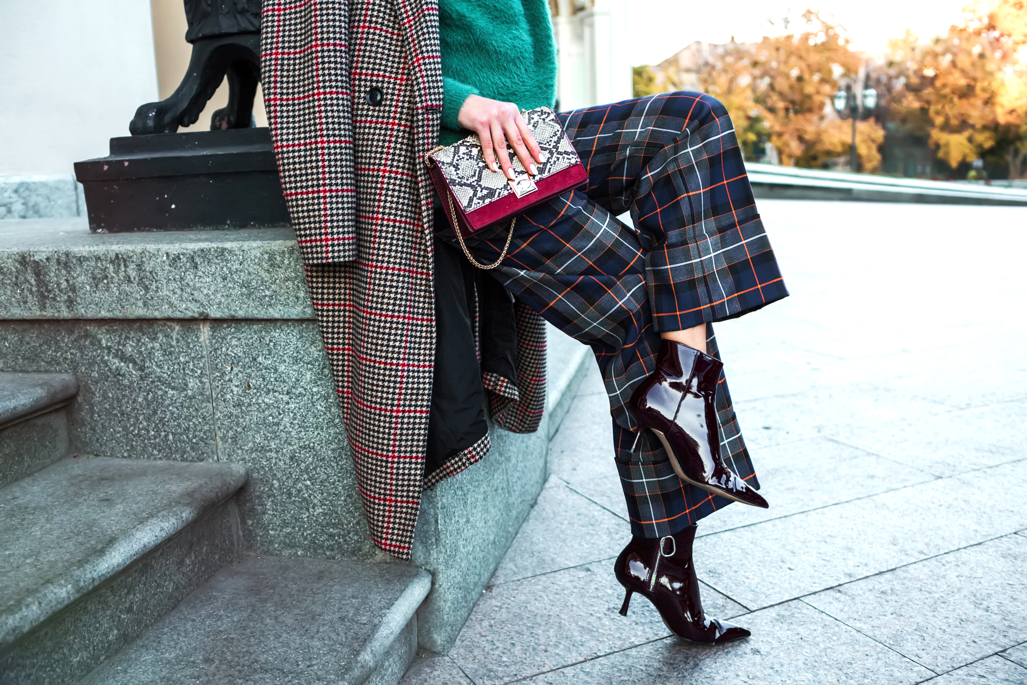 Fashion Jobs - Wide Leg Trousers for Work