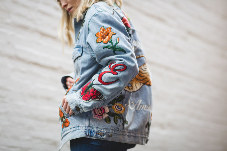 Style Nine To Five_Embroidered Spring Jackets_Inspiration