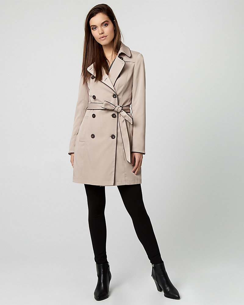 SNTF_Spring Trench Coats_Le Chateau