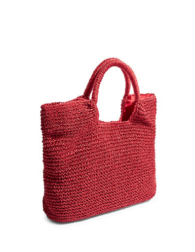 SNTF_Beach Inspired Bags_Topshop Brightly Straw Tote Bag