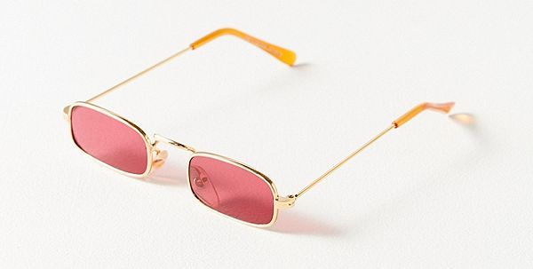 Urban Outfitters Vintage Clueless Square Sunglasses