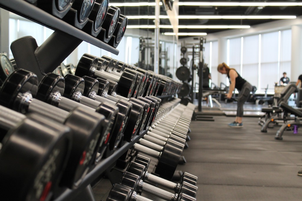 STNF_Staying Active At The Office During Colder Months_Gym