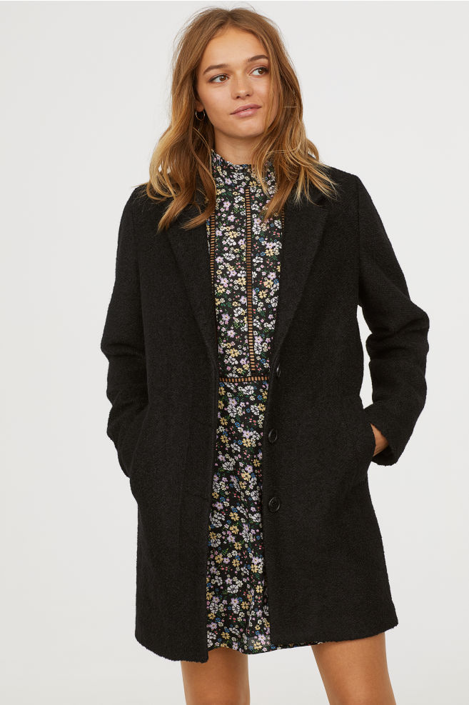 STNF_Wool Coats That Won't Break The Bank_H&M Wool-blend Coat