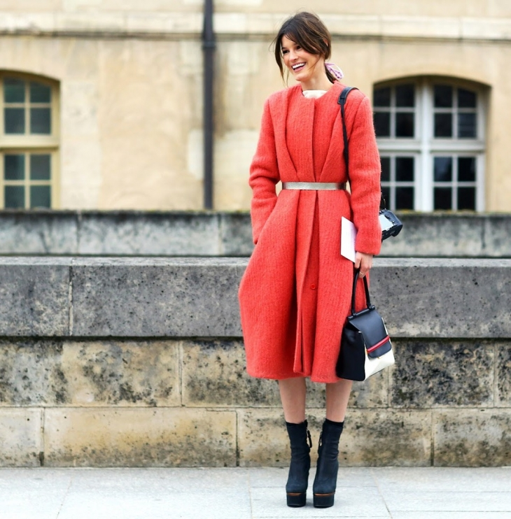 Coral Street Style