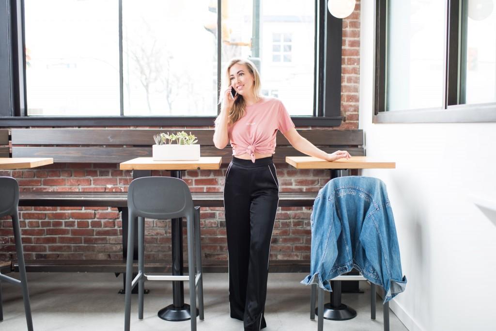 Christie Lohr - Full Time Job Blog