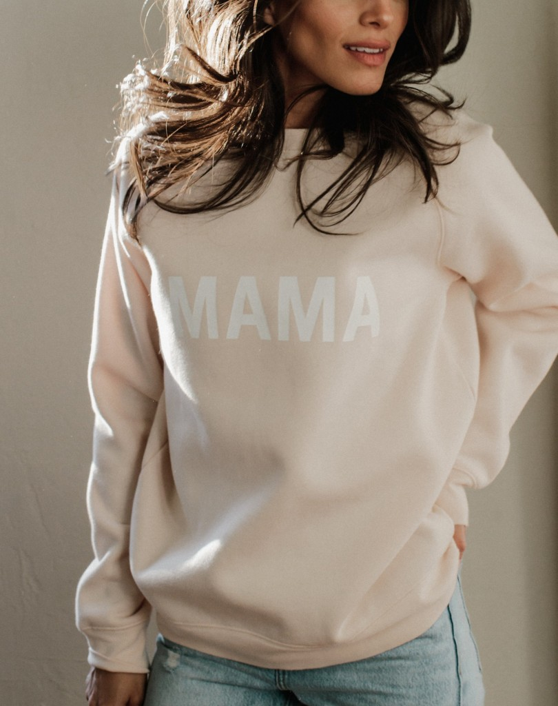 Brunette-the-Label-Classic-Crew-Mama-Bold-Peach-Crush-4