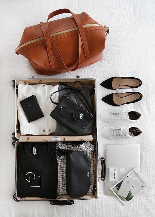 Travelling For Work Inspo