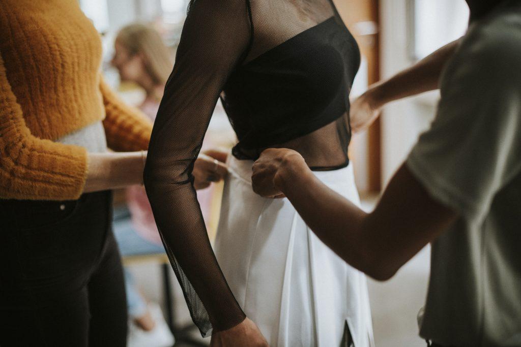 Wardrobe Stylist For Film