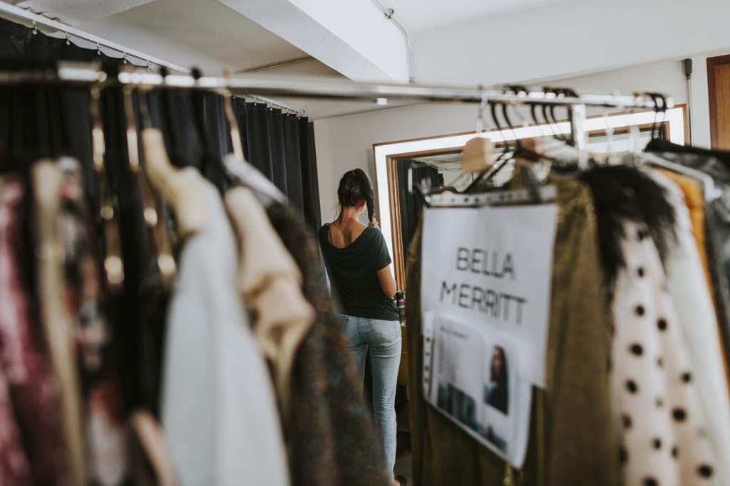 How to Be a Wardrobe Stylist