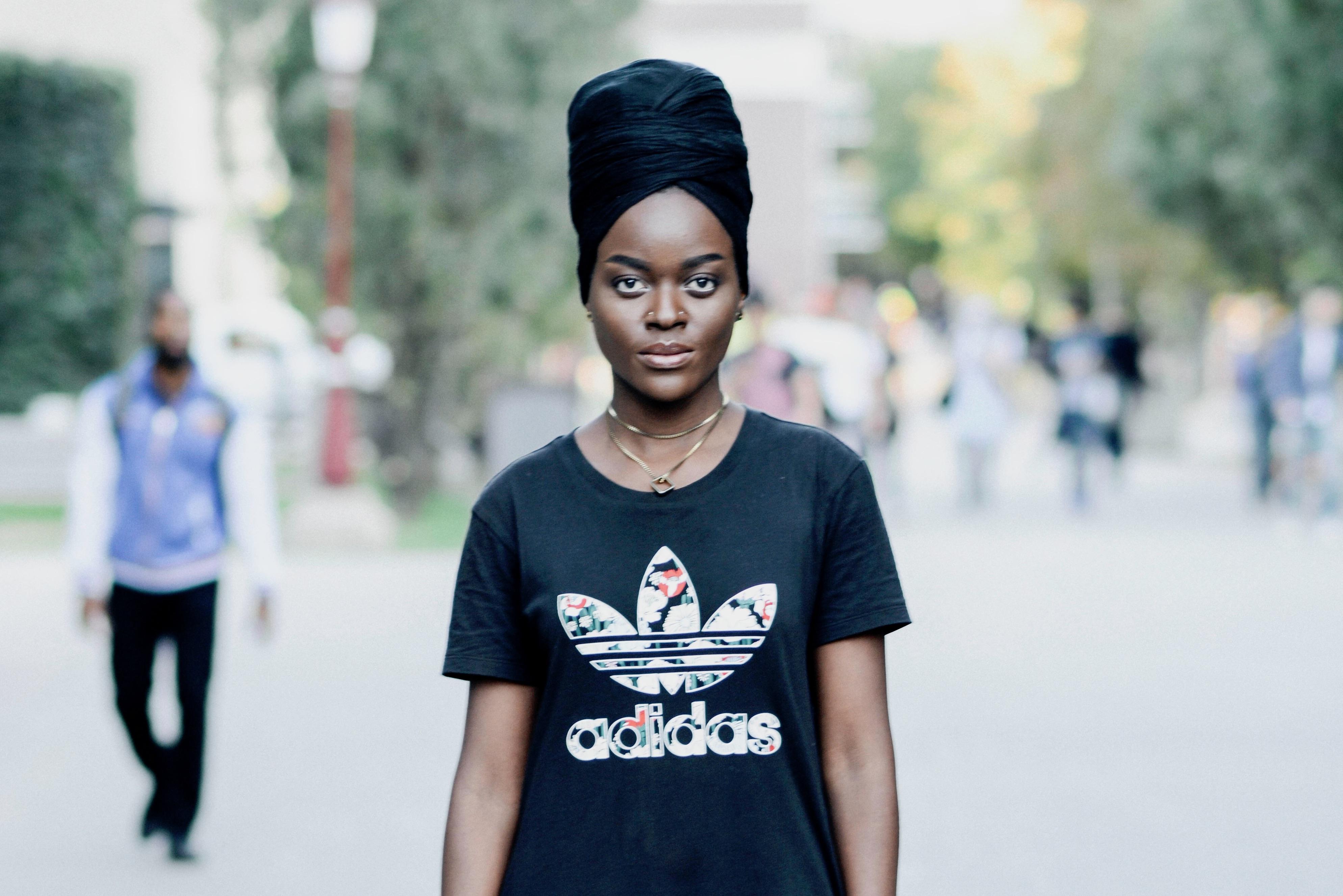 Anita Hosanna - Fashion Stylist - UX Design